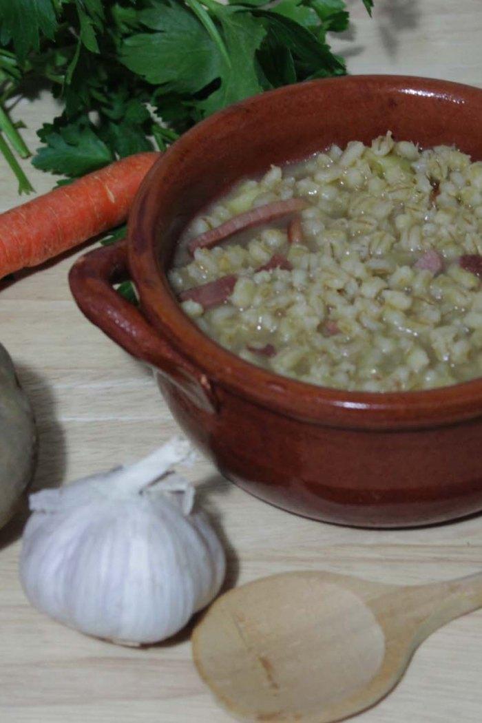 Zuppa d'orzo: ricetta tipica del Trentino Alto Adige