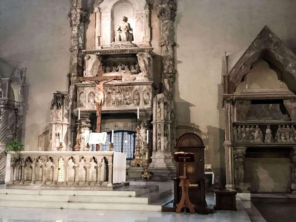 monastero di santa chiara a napoli 6