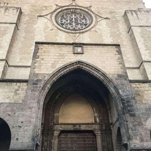 monastero di santa chiara a napoli 1