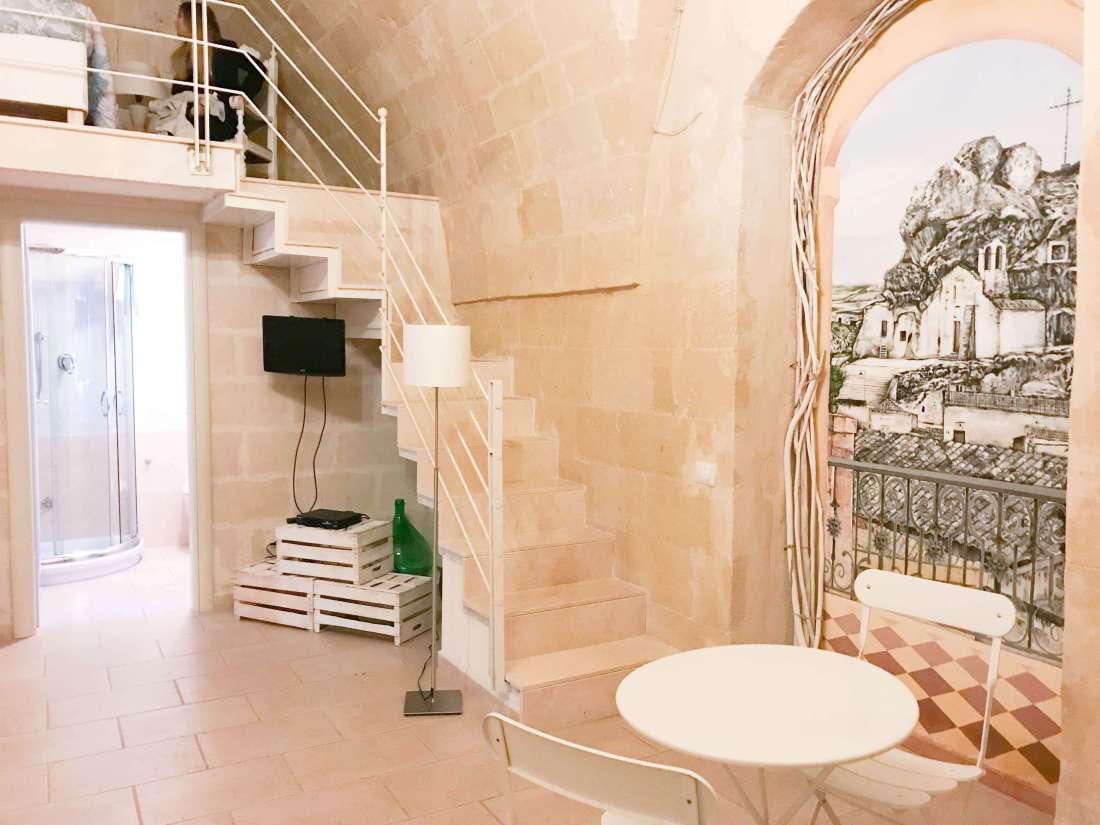 appartamento b&b casa del sole matera