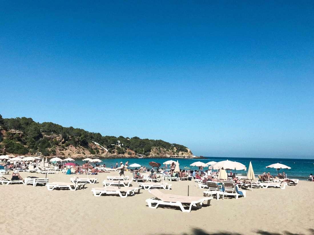 ibiza insolita spiaggia libera cala Llyena