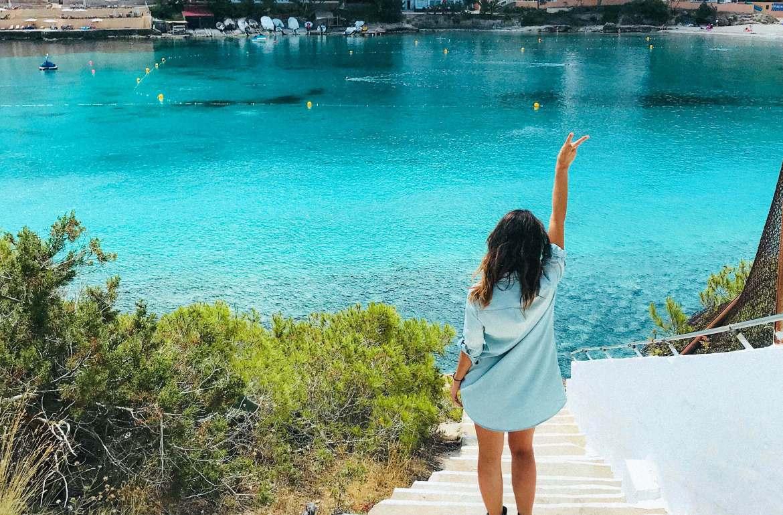 ibiza ipnotica cala llonga-spiagge di Ibiza a nord-est