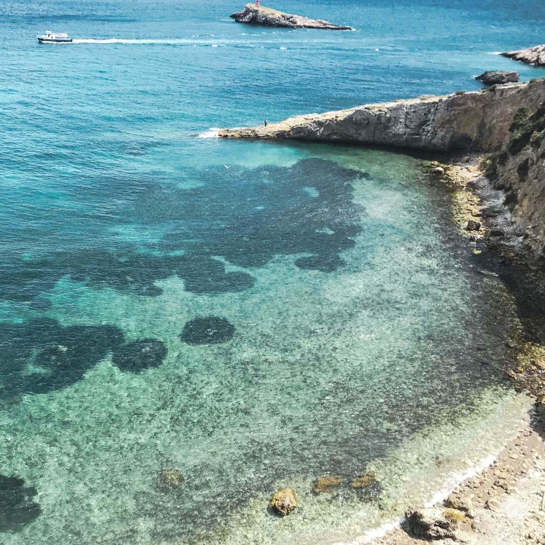 centro di Ibiza-vista dalla citta vecchia 3