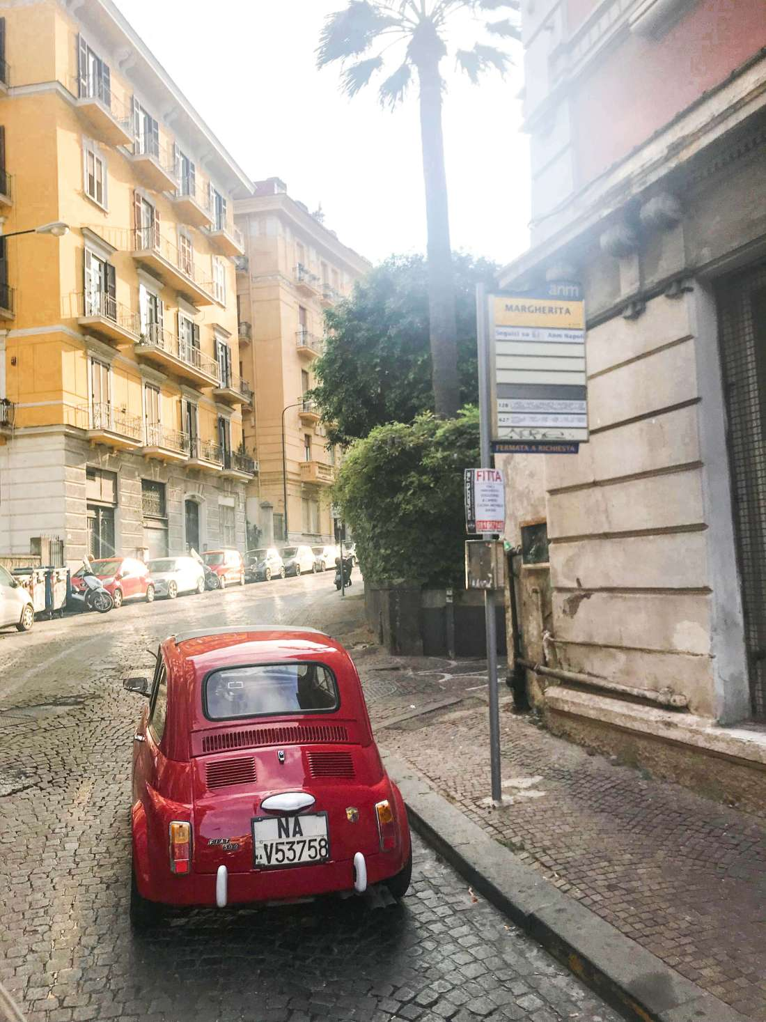 week-end a napoli low cost-corso vittorio emanuele