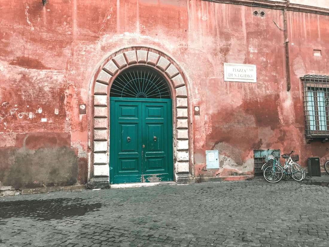 Roma-trastevere 2-Piazza SanT'Egidio
