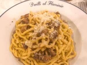 cucina romana-gricia