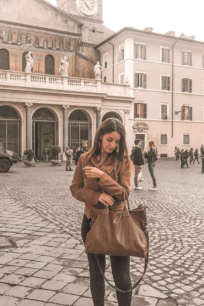 Trastevere-un giorno nel cuore pulsante di Roma