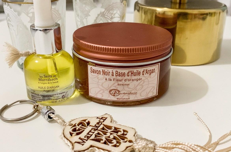 trattamenti-hammam-shopping-a-marrakech-prodotti di bellezz-argan-sapone-nero