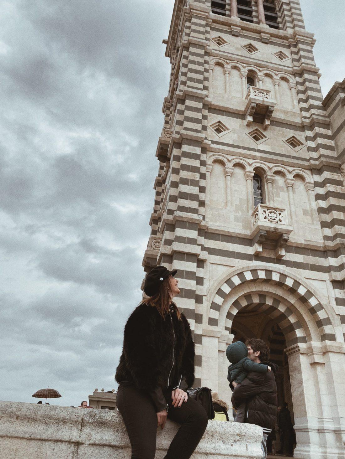 Marsiglia-Notre dame de La garde-esterni