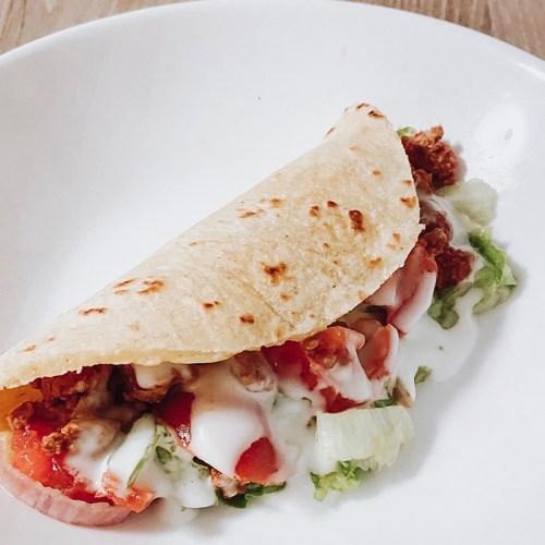 tacos messicani ricetta facile