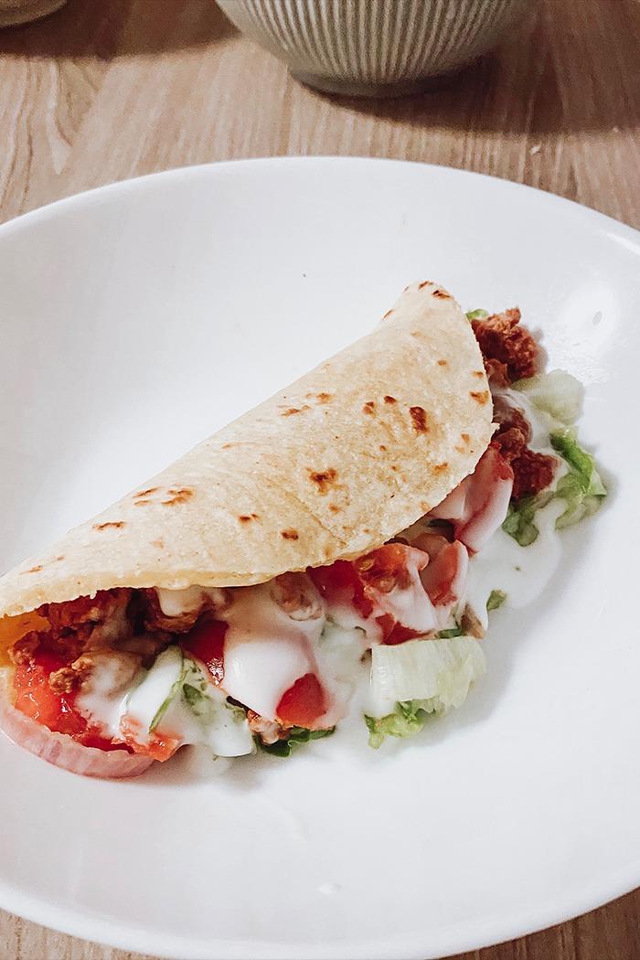 Tacos messicani: ricetta facile