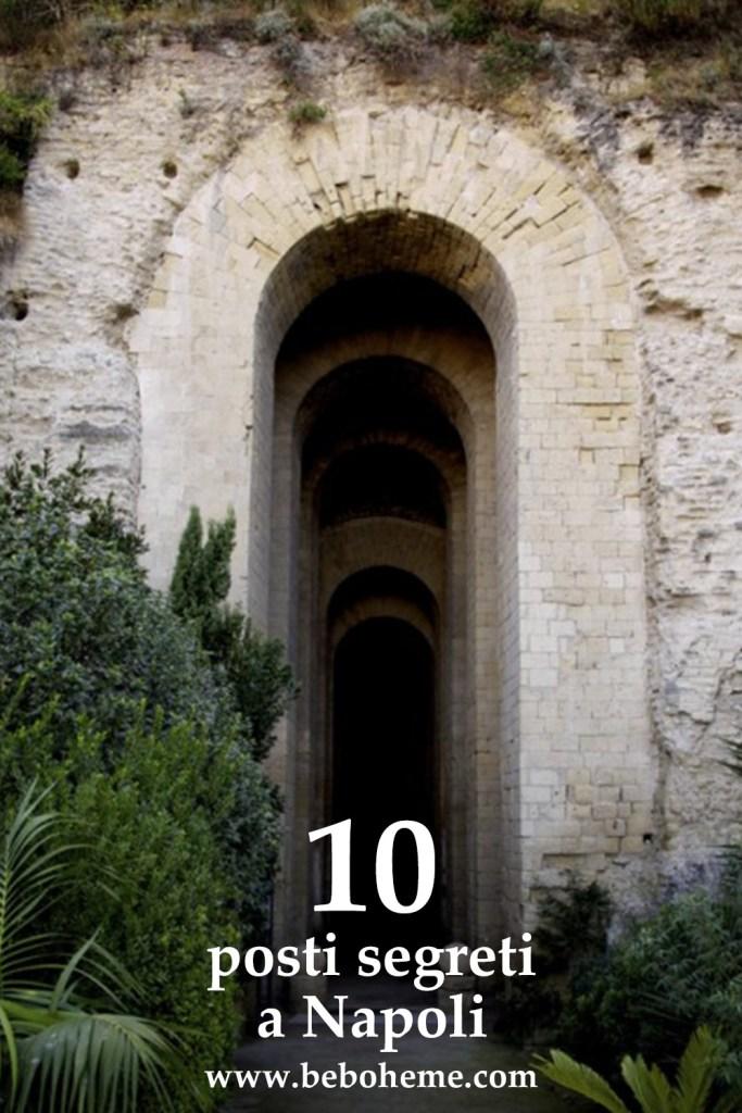 10 posti segreti di Napoli Grotta di seiano