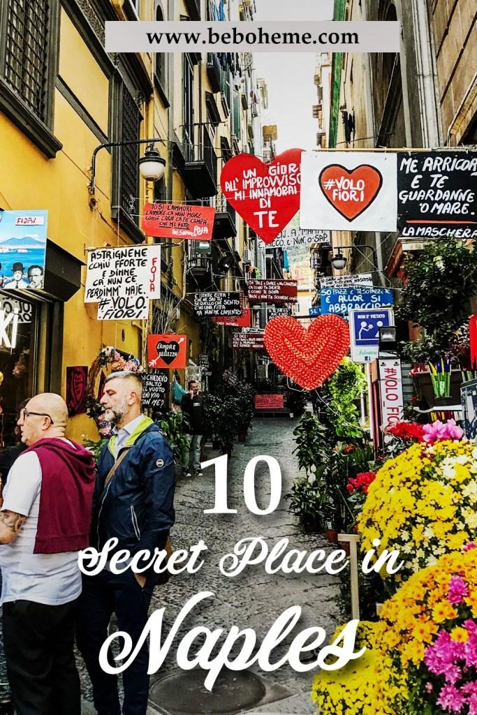 10 posti segreti di Napoli