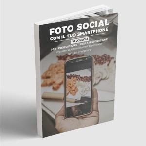copertina Foto social per ristoranti con lo smartphone