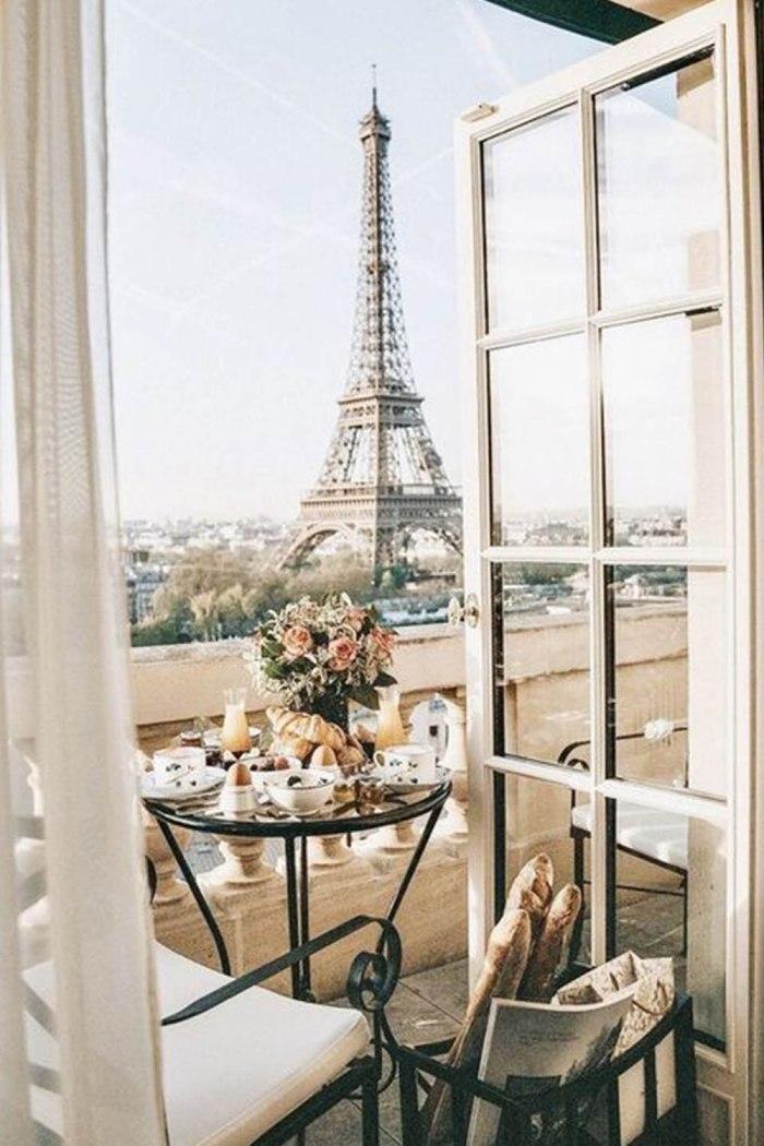 Parigi: hotel con vista Torre Eiffel