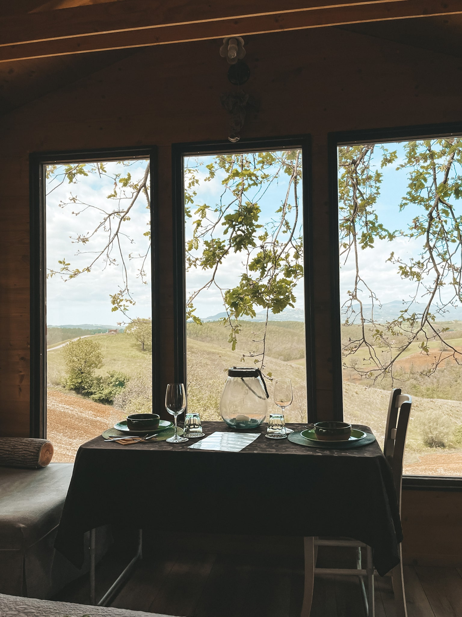 treehouse -view