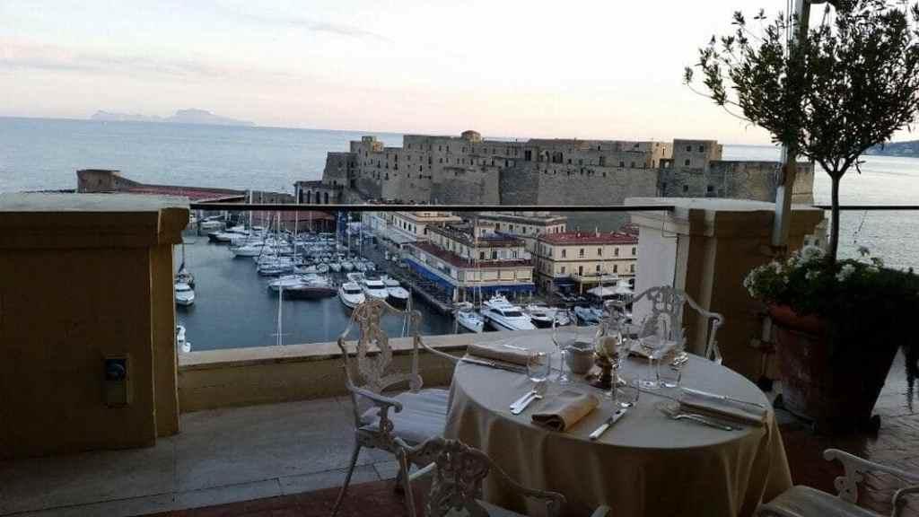 la terrazza-ristorante