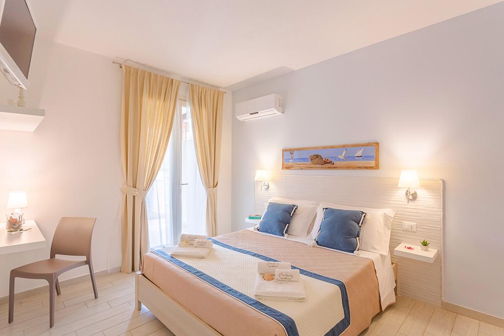 Camera matrimoniale - B e B San Vito Lo Capo