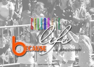 celebrate @ www.because.zone