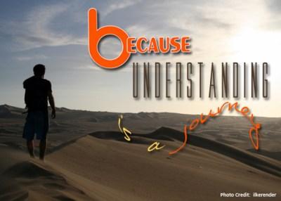 understanding @ www.because.zone