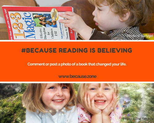reading is believing @ www.because.zone
