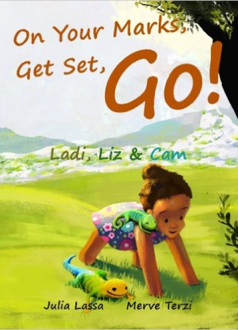 On Your Marks, Get Set, Go!: Ladi, Liz & Cam