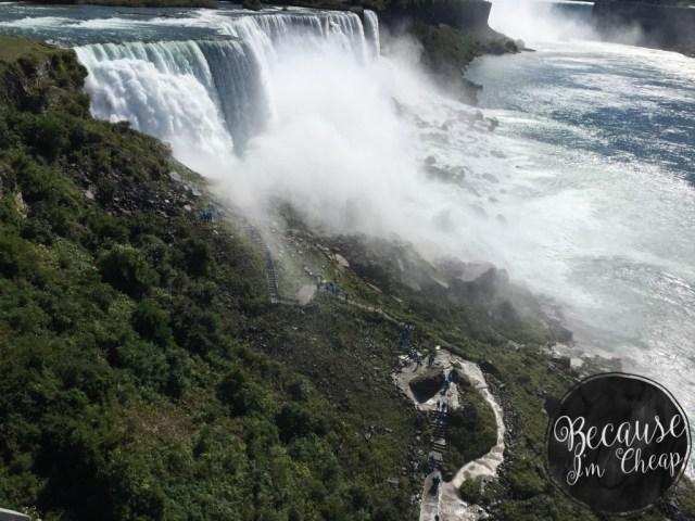Niagara Falls Crow's Nest | Because... I'm Cheap
