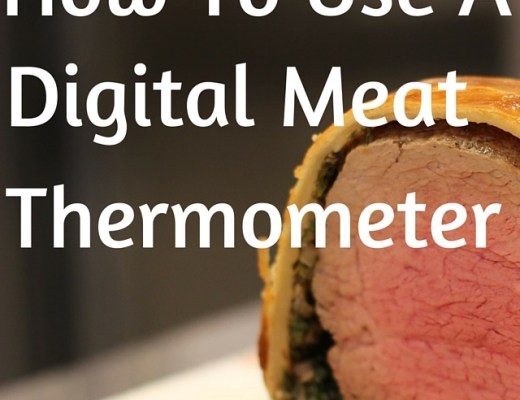 How to use a digital meat thermometer. It's easy!