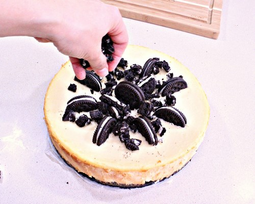 The Perfect Oreo Cheesecake Recipe