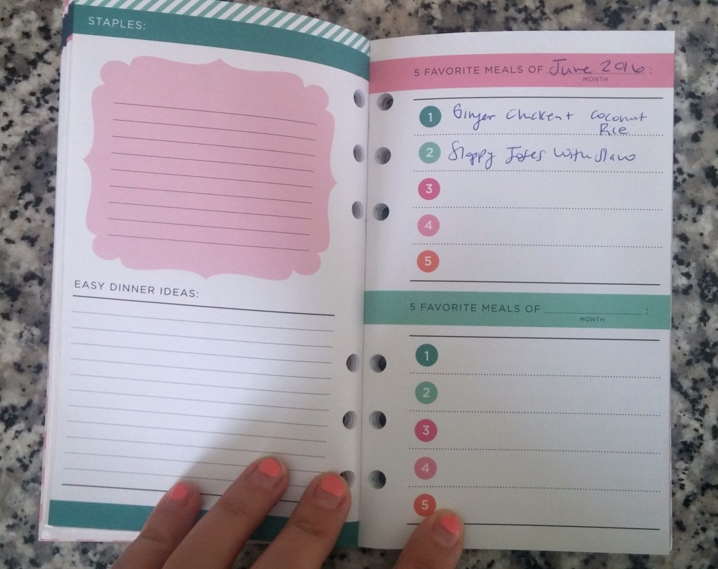 Meal Planning Tips for busy moms - this is a great idea!!