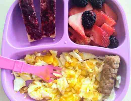 nutritious meal ideas for baby and toddler | practical solutions for picky eaters