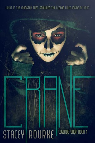 #Review ~ Crane by Stacey Rourke