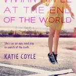 #Review ~  Vivian Apple at the End of the World by Katie Coyle #MyTBRlist