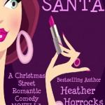Kissing Santa by Heather Horrocks