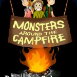 Monsters Around the Campfire by Donovan Scherer