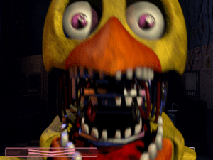Old Duck (scared me)