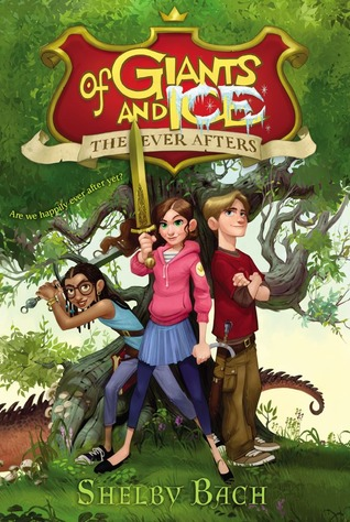 #Review ~  Of Giants and Ice (The Ever Afters #1) by Shelby Bach #2016HW