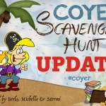 #COYER Scavenger Hunt Update Post ~ The Last one :(