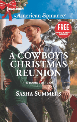 #Review ~  A Cowboy's Christmas Reunion by Sasha Summers