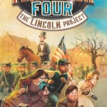 #Review ~ The Lincoln Project (Flashback Four #1) by Dan Gutman