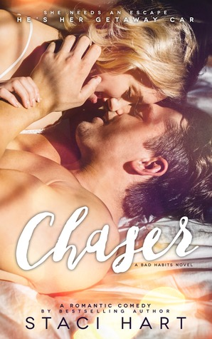 #Review ~ Chaser (Bad Habits #2) by Staci Hart