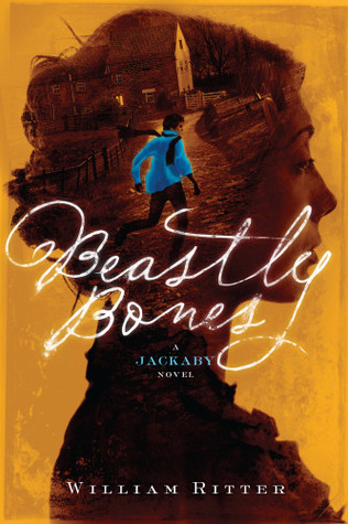 #Review ~ Beastly Bones (Jackaby #2) by William Ritter
