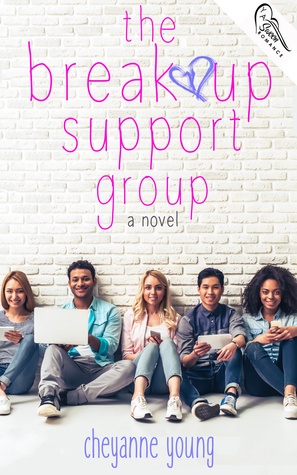 #Review ~ The Breakup Support Group by Cheyanne Young