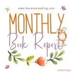 Monthly Book Report – April 2021 recap