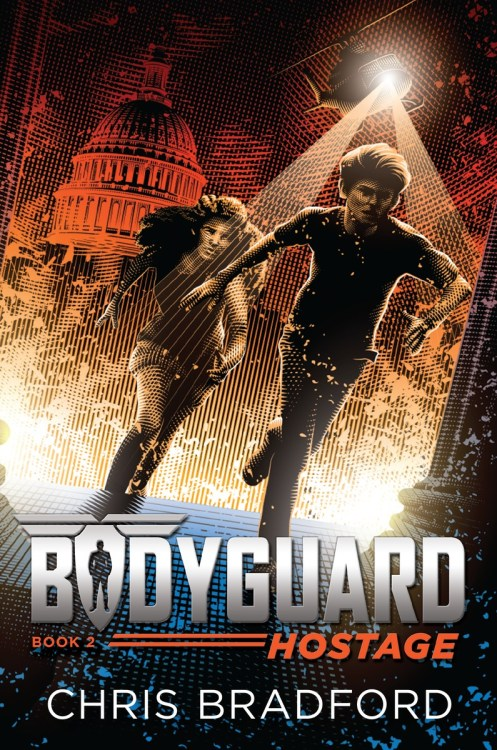 4.5 Stars #Review ~ Hostage (Bodyguard #1, part 2) by Chris Bradford #PRHPartner