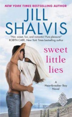 Sweet Little Lies book cover