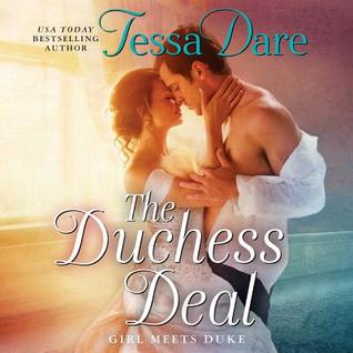 I snorted out loud! The Duchess Deal #audioreview