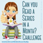 Can you read a series in a Month? Join the Challenge! Starts November 1st