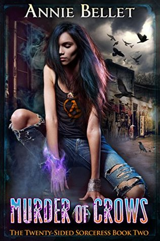 Just a Few Twenty-Sided Sorceress Books I Read #reviews