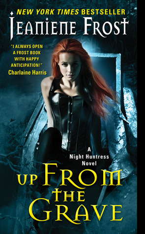 Just a Few Night Huntress Books I Read #review